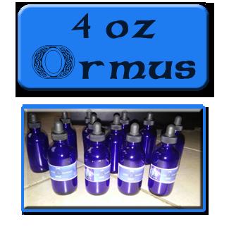 4 oz ORMUS