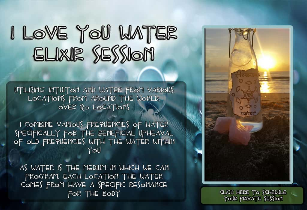 i love you water-min