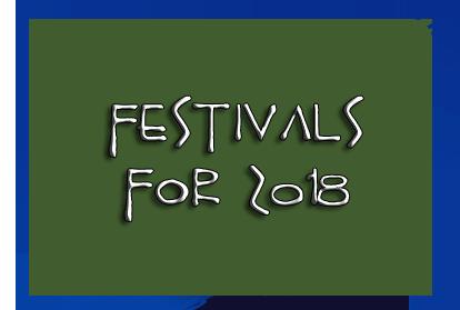 festivals 2018.