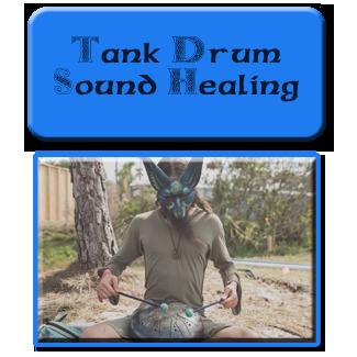 tank drum sound healing